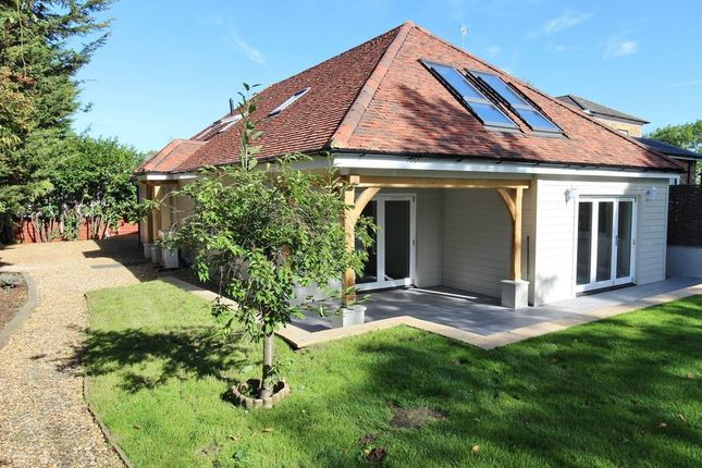 Thumbnail Detached house for sale in Bumbles Green, Nazeing, Essex.