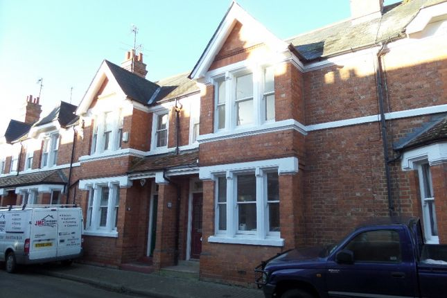 Thumbnail Terraced house to rent in York Road, Stony Stratford, Buckinghamshire