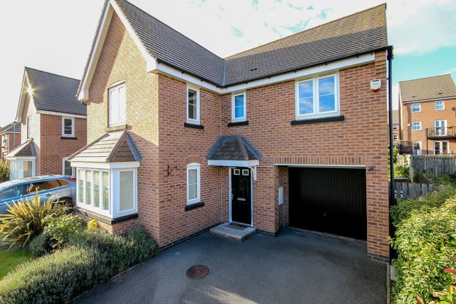 Thumbnail Detached house to rent in Blenkinsop Drive, Middleton, Leeds