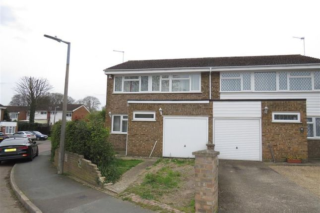 Thumbnail Flat to rent in Cleves Road, Hemel Hempstead