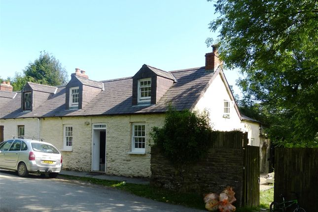 Thumbnail End terrace house for sale in Temple Druid Cottages, Llandilo, Clynderwen