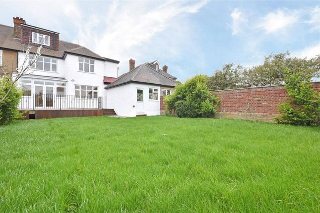 Thumbnail Semi-detached house for sale in Anson Road, Cricklewood