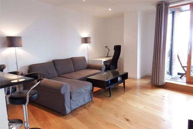 Thumbnail Flat to rent in Candle House, Wharf Approach, Leeds, West Yorkshire