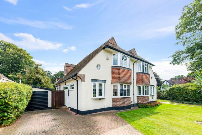 3 bed semi-detached house for sale in Portway, Ewell Village KT17