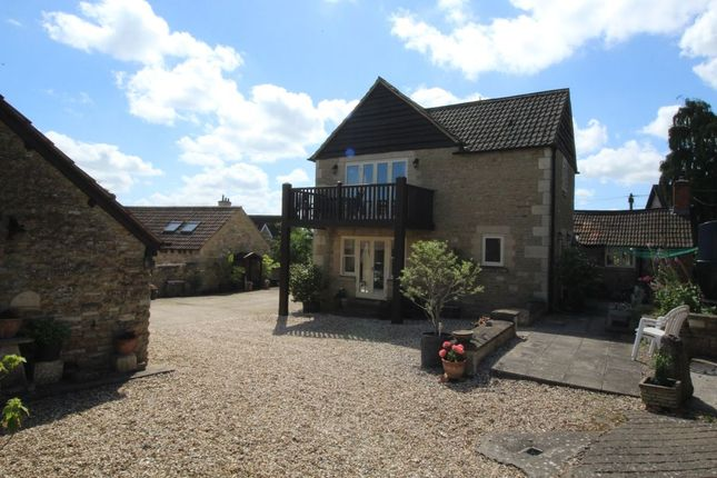 Thumbnail Detached house for sale in Bremhill, Calne