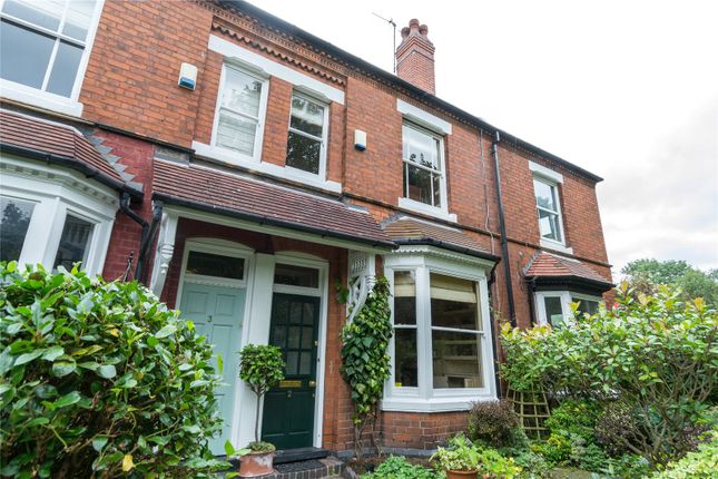 Thumbnail Terraced house for sale in The Hawthorns, Moseley, Birmingham