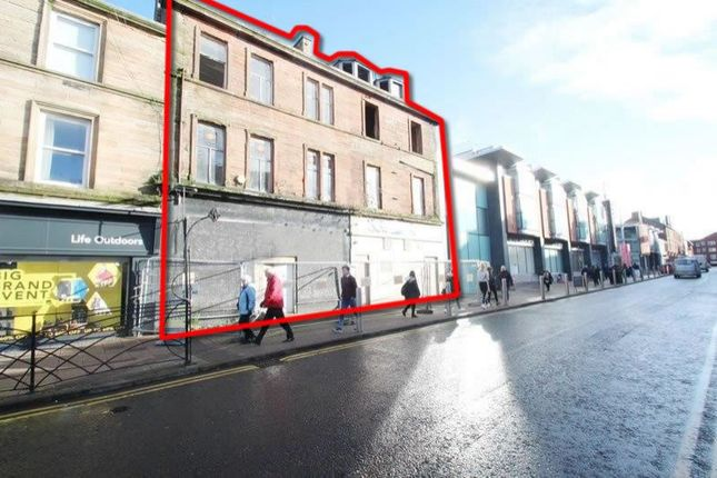 Thumbnail Commercial property for sale in 5-11, Kyle Street, Full Building, Ayr, South Ayrshire KA71Rs