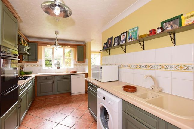 Thumbnail Detached house for sale in Goldings Close, Kings Hill, West Malling, Kent