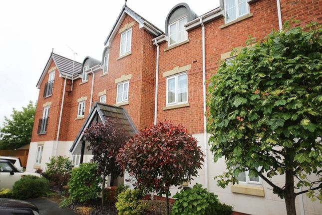 Thumbnail Flat for sale in Meadow View, Orrell, Wigan