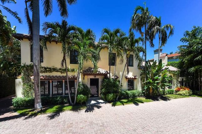 Thumbnail Property for sale in 235 Dunbar Rd, Palm Beach, Fl, 33480