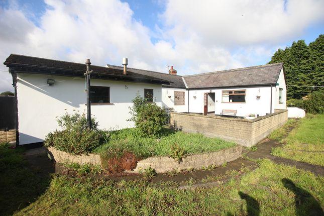 Thumbnail Detached bungalow for sale in New England Cottages, Bourbles Lane, Preesall, Poulton-Le-Fylde