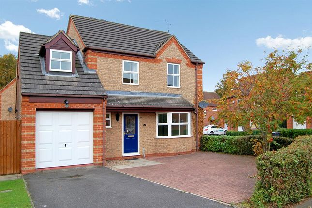 Thumbnail Detached house to rent in Bristol Way, Sleaford