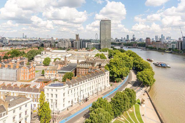 Thumbnail Flat for sale in Riverwalk, Westminster