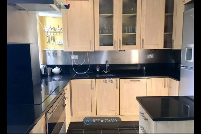 Fitted Kitchen With Intergrated Appliances