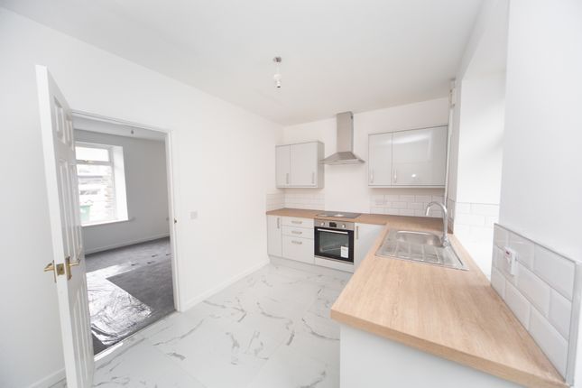 2 bed terraced house to rent in Church Street, Penrhiwceiber, Mountain Ash CF45