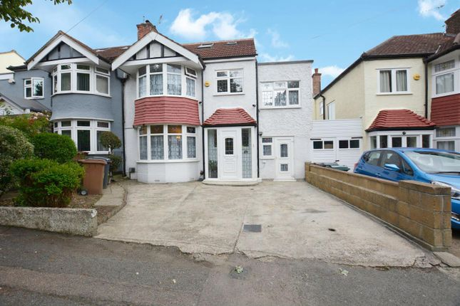 Thumbnail Semi-detached house for sale in Beacontree Avenue, London