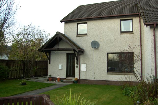 Thumbnail Semi-detached house for sale in Craigellachie Crescent, Aviemore