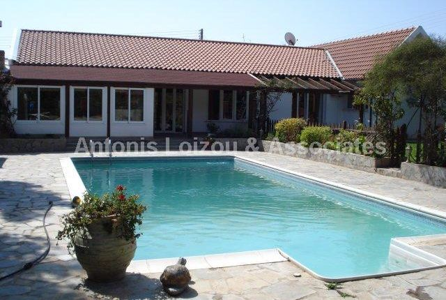 5 bed bungalow for sale in Limassol, Cyprus