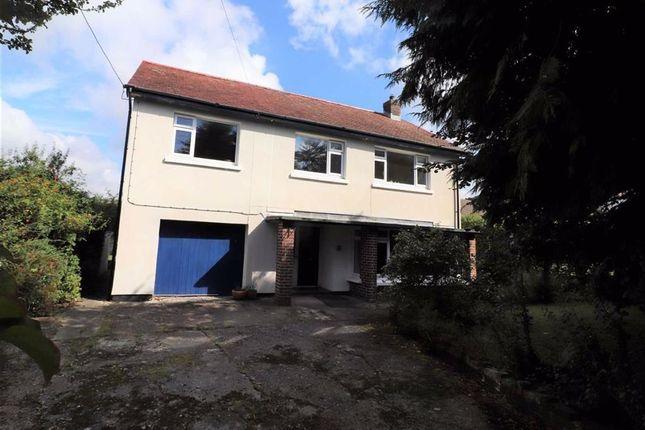 Thumbnail Detached house for sale in Rhydyfelin, Aberystwyth, Ceredigion
