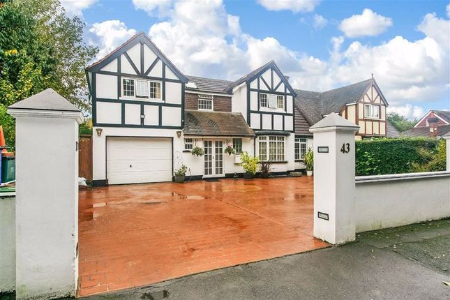 Thumbnail 5 bed semi-detached house for sale in Plough Lane, Purley, Surrey