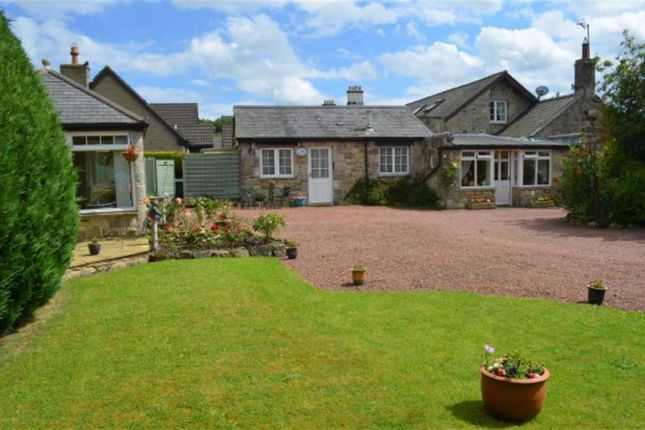 Thumbnail Detached house for sale in Thropton, Morpeth, Northumberland