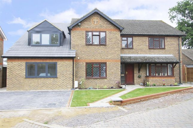 Thumbnail Detached house for sale in Olivia Gardens, Harefield, Uxbridge