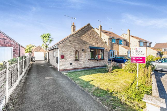 Thumbnail Detached bungalow for sale in Mount Grove, Selby