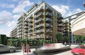 Thumbnail Flat to rent in Chancellors Road, London