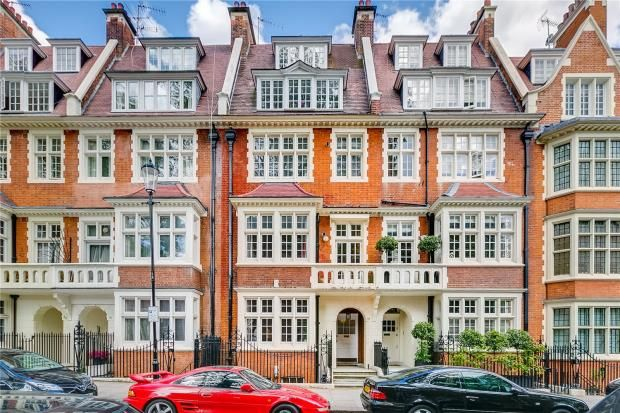 Thumbnail Terraced house for sale in Hornton Street, Kensington, London