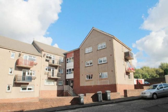 Thumbnail Flat to rent in Wilson Street, Airdrie