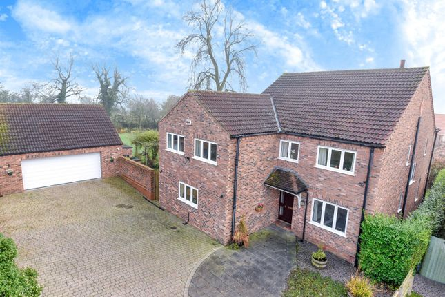 Thumbnail Detached house to rent in Thornlands, Easingwold, York