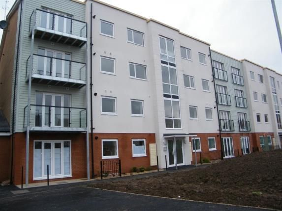 Thumbnail Flat for sale in Onyx Crescent, Thurmaston, Leicester, Leicestershire