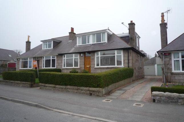 Thumbnail Semi-detached house to rent in Seafield Avenue, Aberdeen