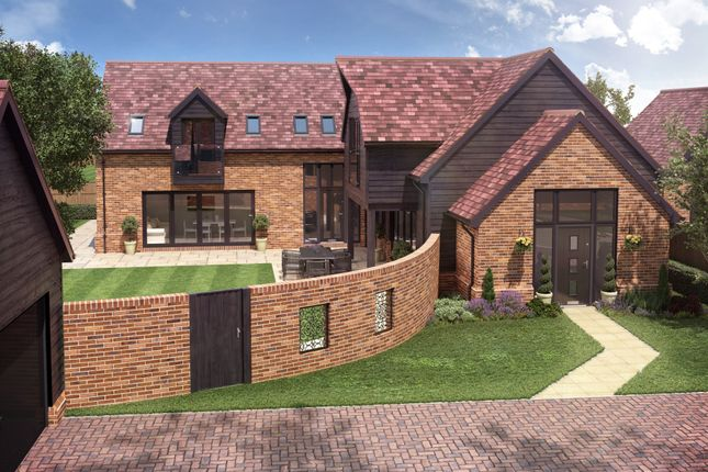 Thumbnail Detached house for sale in Gables Grange, Northill Meadows, Ickwell Road, Northill