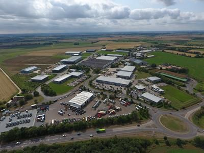 Thumbnail Light industrial for sale in Lancaster Way Business Park, Sites, Ely, Cambridgeshire