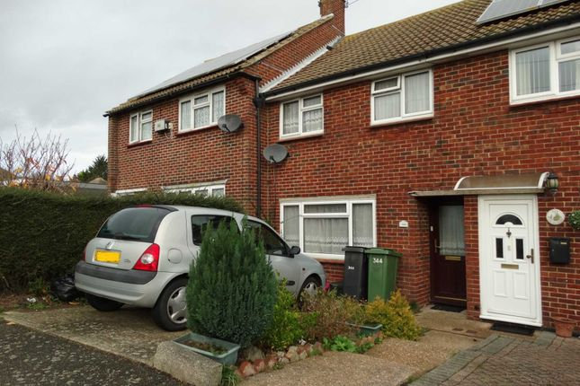 2 bed terraced house for sale in Brodrick Road, Eastbourne