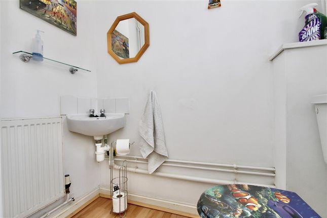 Cloakroom of Padbrook Court, Cavendish Street, Ipswich, Suffolk IP3