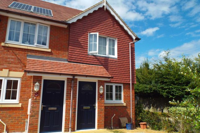 Thumbnail Semi-detached house to rent in Carrington Place, Hailsham