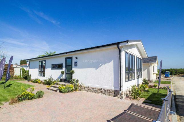 Thumbnail Mobile/park home for sale in Redhill Park, Redhill Lane, Watton, Thetford