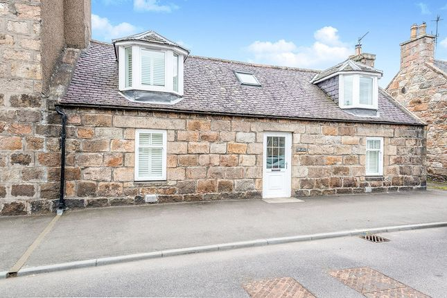 Thumbnail Semi-detached house for sale in 59 High Street, Aberlour, Banffshire