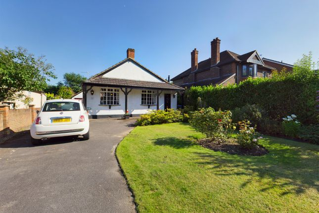 Thumbnail Bungalow for sale in Slade Road, Ottershaw, Surrey