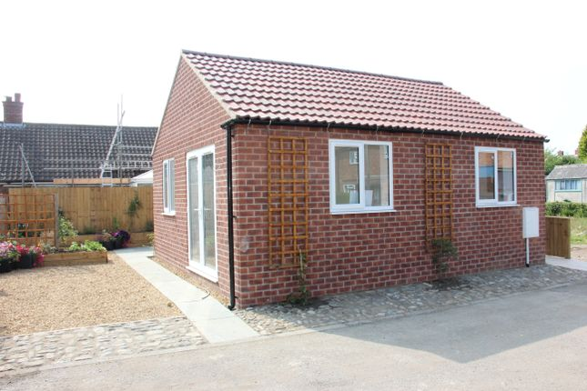 Thumbnail Detached bungalow for sale in Central Avenue, Easingwold, York, York