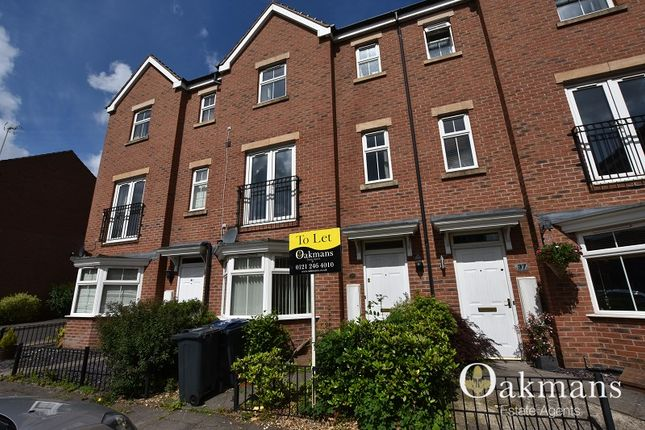 Thumbnail Terraced house to rent in Impey Road, Birmingham, West Midlands.