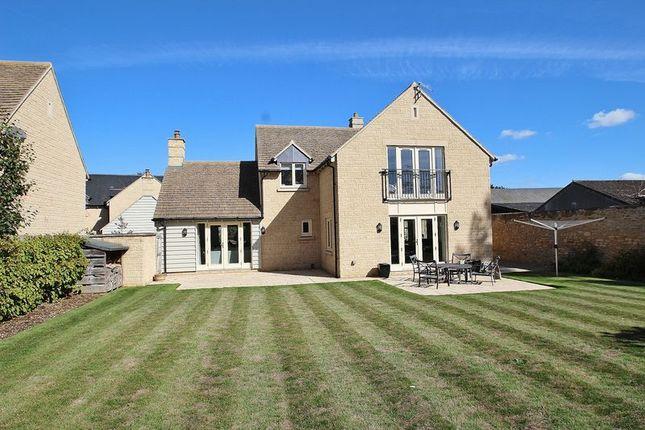 Thumbnail Detached house for sale in Brighthampton, Near Standlake, Malthouse Lane