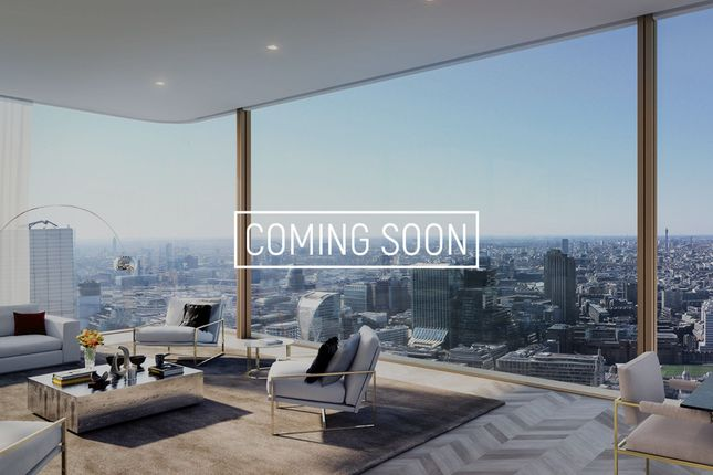 Thumbnail Flat to rent in Principal Tower, 111-113 Worship Street, Liverpool Street, London
