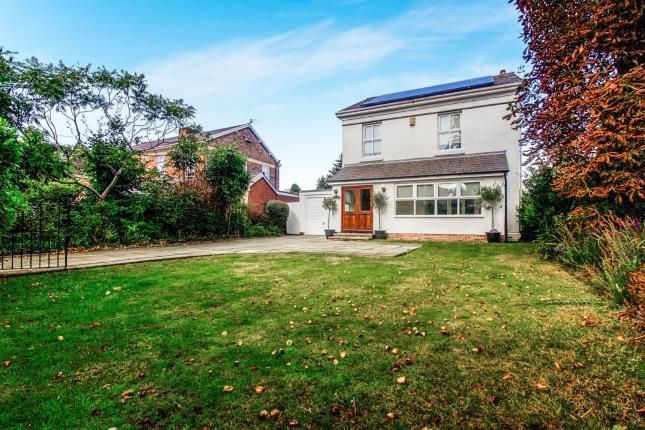 Thumbnail Detached house for sale in Ryeground Lane, Formby, Merseyside