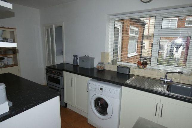 Kitchen of Gibbon Street, Middlestone Moor, Spennymoor DL16
