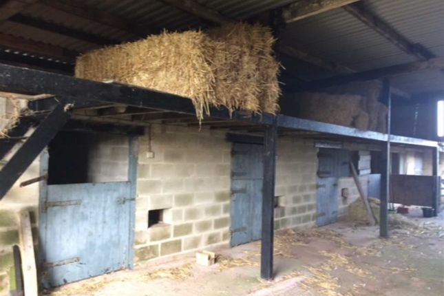 Commercial property for sale in Woodhouse Green Farm, Rushton Spencer, Cheshire