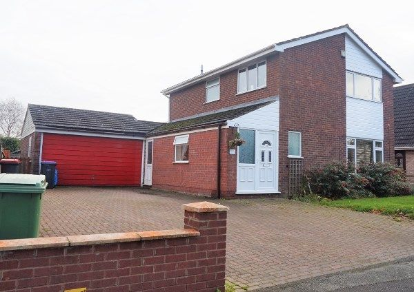 Thumbnail Detached house to rent in Stirchley Road, Stirchley Telford