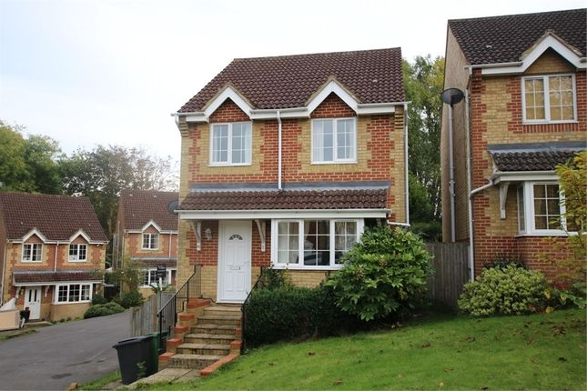Thumbnail Detached house for sale in Monarch Gardens, St Leonards-On-Sea, East Sussex